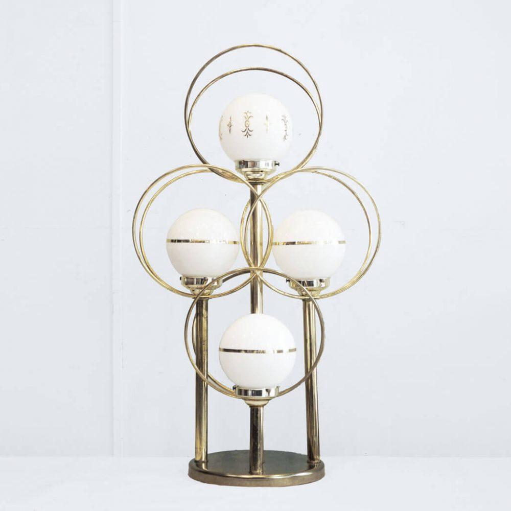 """US Vintage Mid-Century """"Atomic"""" Lamp/アメリカ ヴィンテージ ミッドセンチュリー """"アトミック"""" ランプ"""