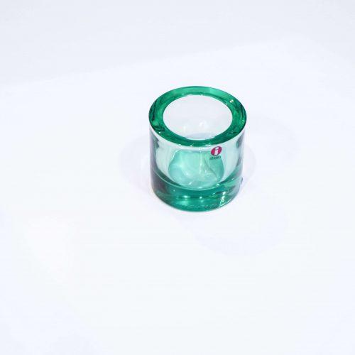 iittala × marimekko Kivi Candle Holder Light Green/イッタラ マリメッコ キビ キャンドルホルダー ライトグリーン