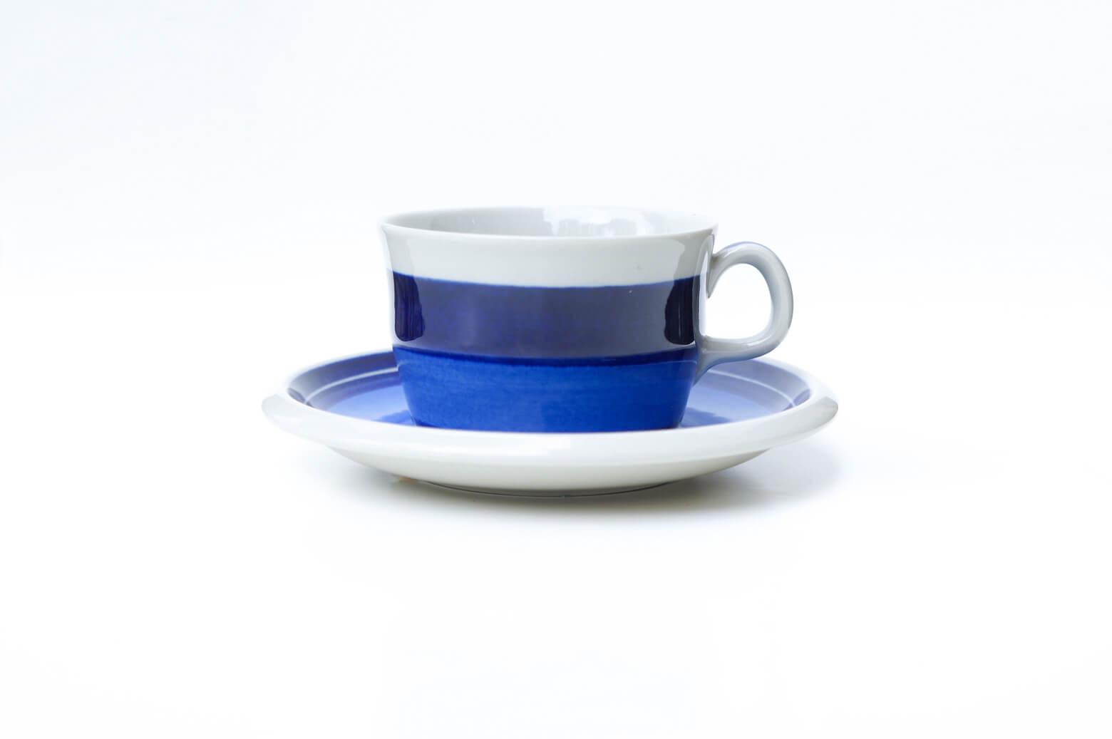 Rorstrand Mira Mare Coffee Cup and Saucer 2 / ロールストランド ミラマーレ コーヒーカップ アンド ソーサー 2
