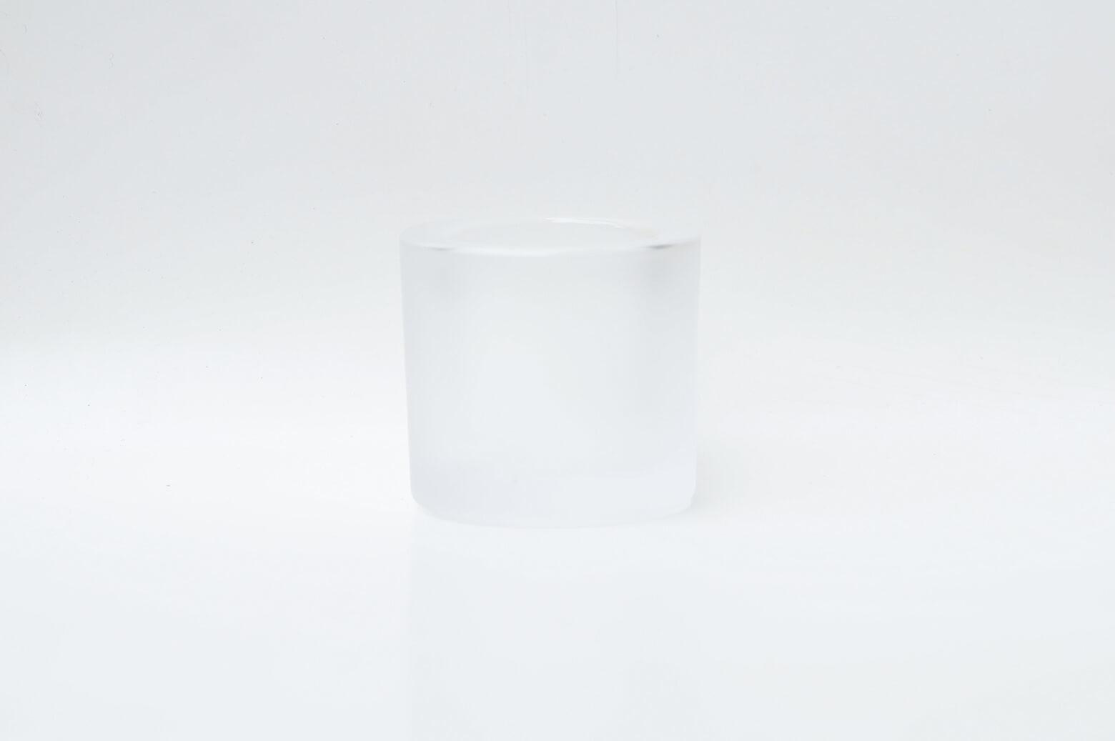 iittala × marimekko Candle Holder Kivi Frost 2 / イッタラ マリメッコ コラボ キャンドル ホルダー キビ フロスト 2