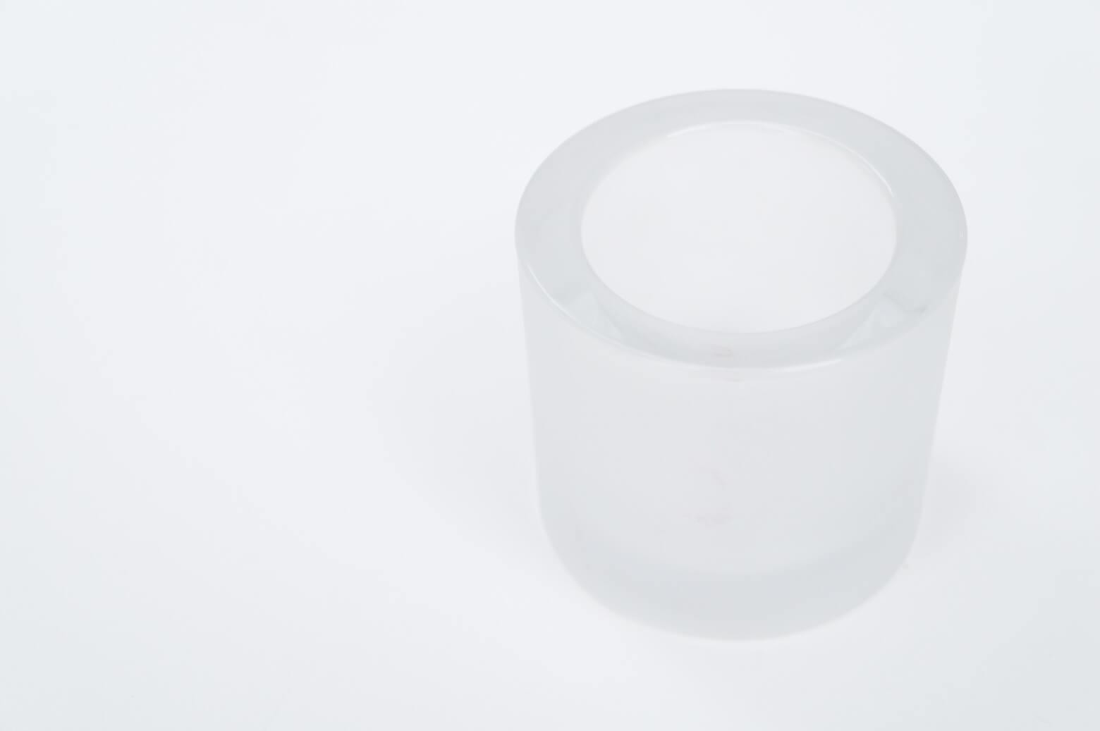 iittala × marimekko Candle Holder Kivi Frost 1 / イッタラ マリメッコ コラボ キャンドル ホルダー キビ フロスト 1