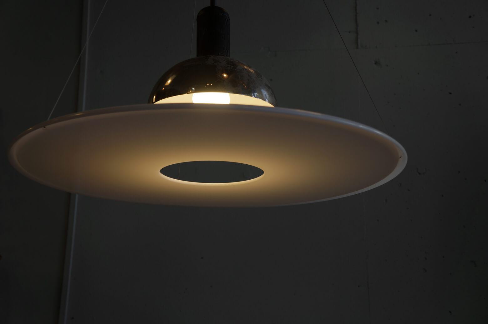 """FLOS pandant light """"FRISBI"""" Achille Castiglioni/フロス ペンダントライト """"フリスビー"""" アッキーレ・カスティリオーニ"""