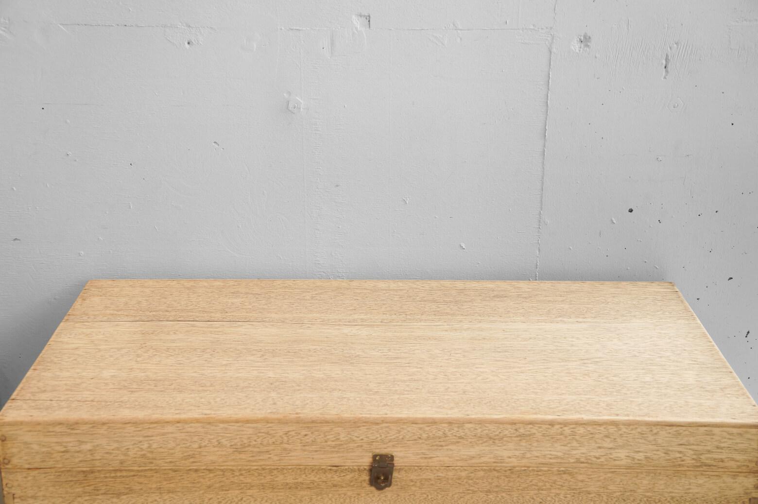 Vintage Wood Box/ヴィンテージ ウッドボックス