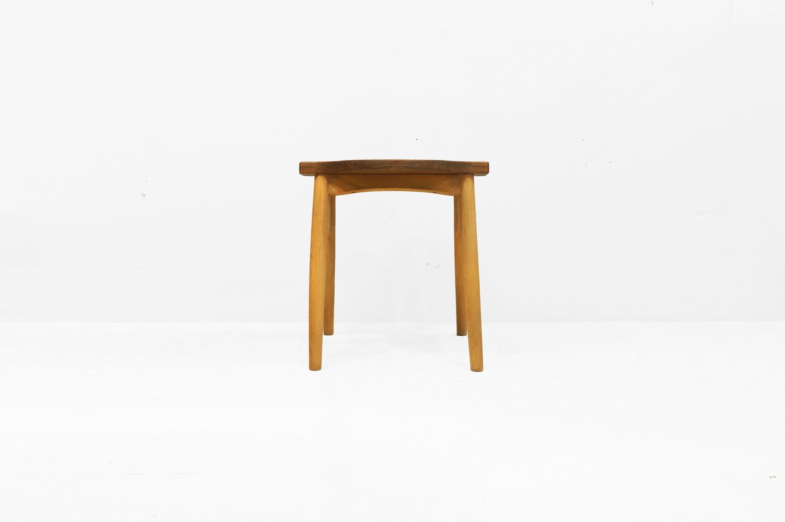 Cedar × Chestnut Stool/杉の木 × 栗の木 スツール