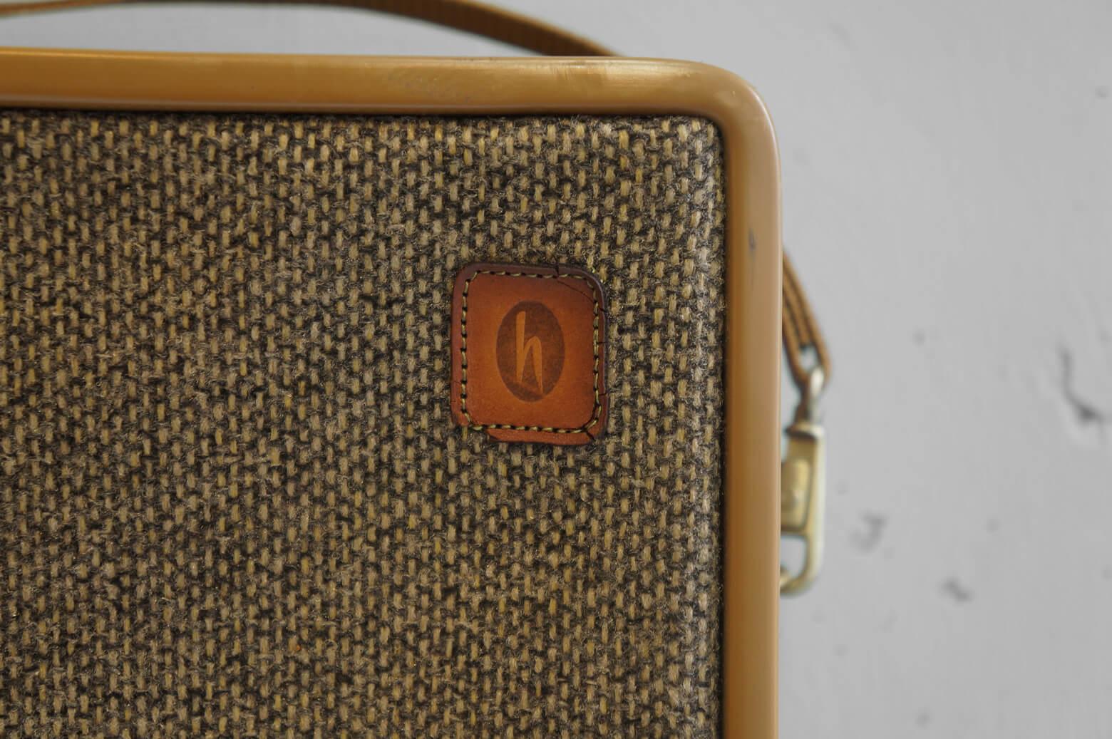 hartmann Vintage TWEED BELTING Travel Bag/ハートマン ヴィンテージ ツイードベルティング トラベルバッグ 大