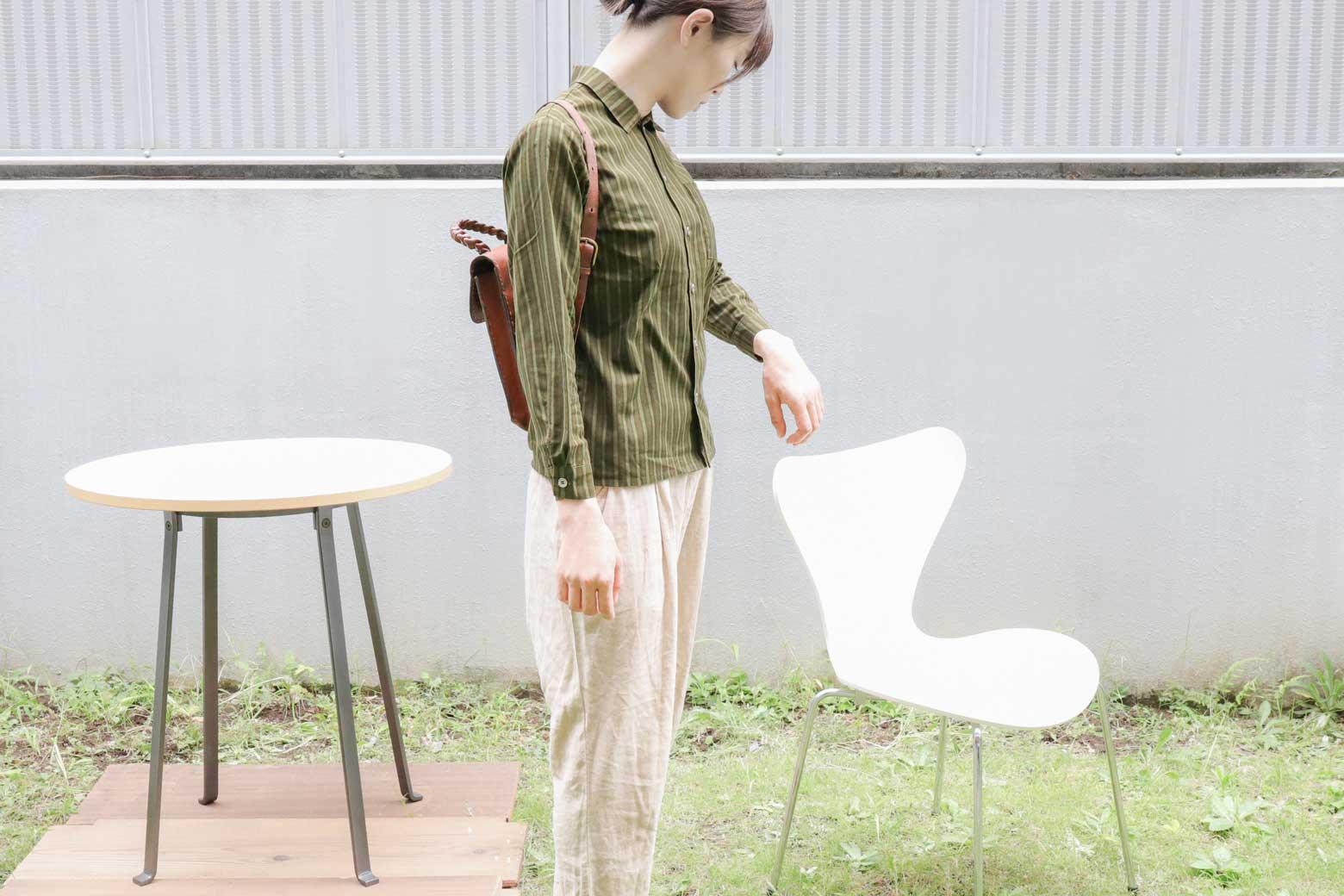 marimekko Piccolo JOKAPOIKA khaki 140size/マリメッコ ピッコロ ヨカポイカ カーキ 140サイズ