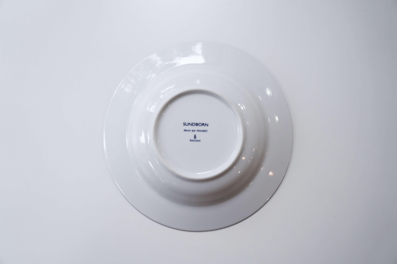 Rorstrand Sundborn Deep Plate 24cm/ロールストランド スンドボーン ディーププレート 2