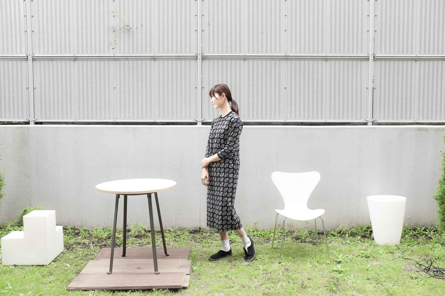 marimekko Hedelmakori one-piece dress 140size/マリメッコ ヘデルマコリ ワンピース 140サイズ