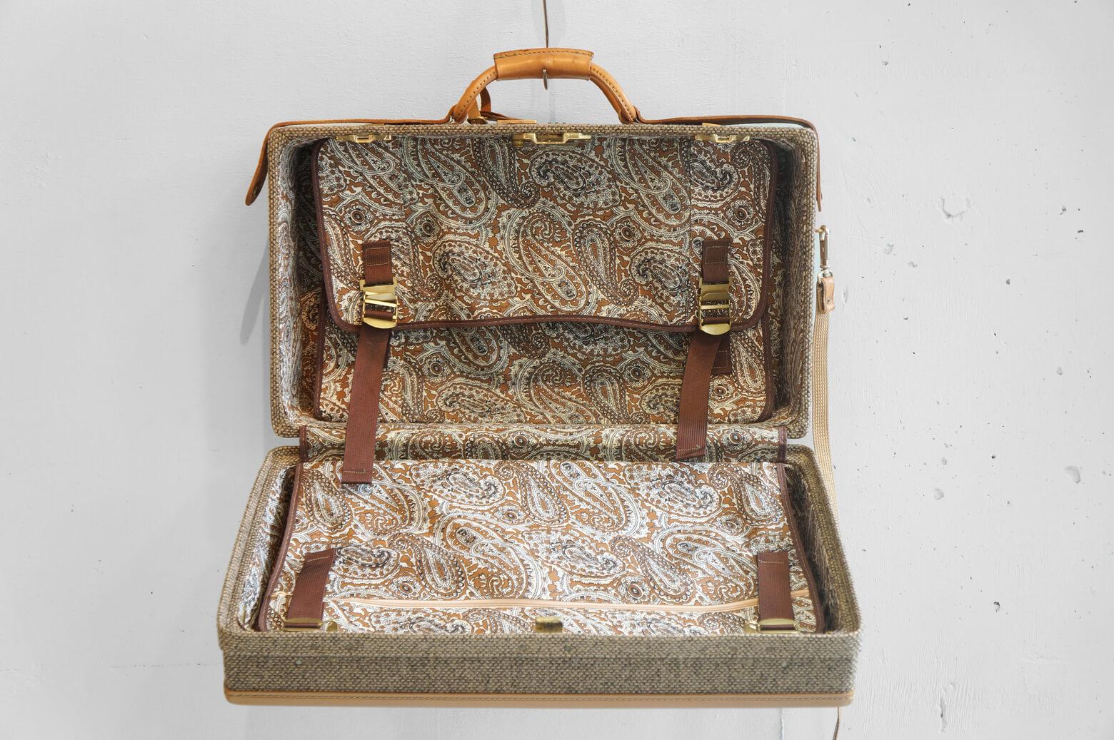 hartmann Vintage TWEED BELTING Travel Bag/ハートマン ヴィンテージ ツイードベルティング トラベルバッグ 小