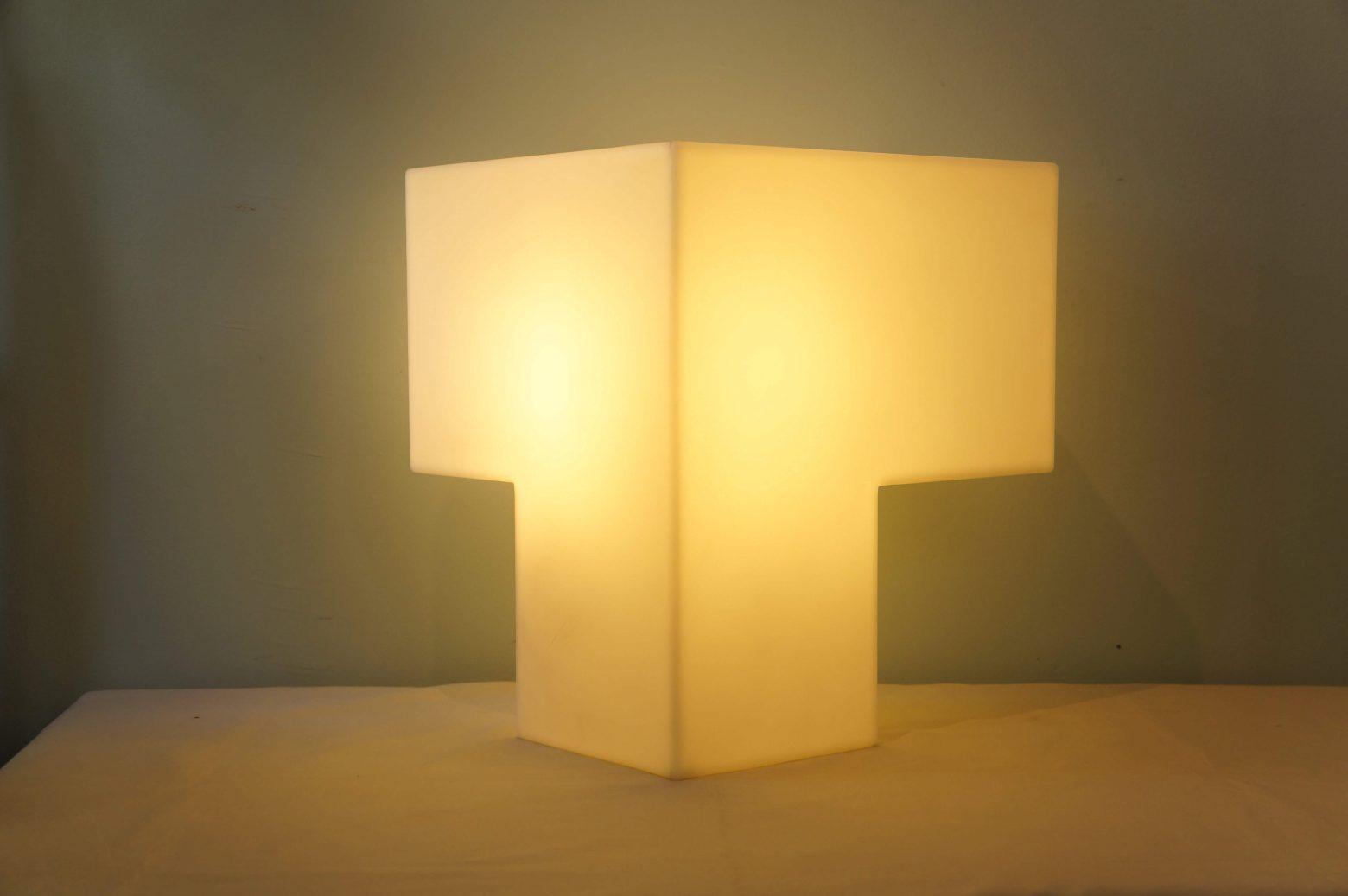 Block Cube Lamp/ブロック キューブ ランプ