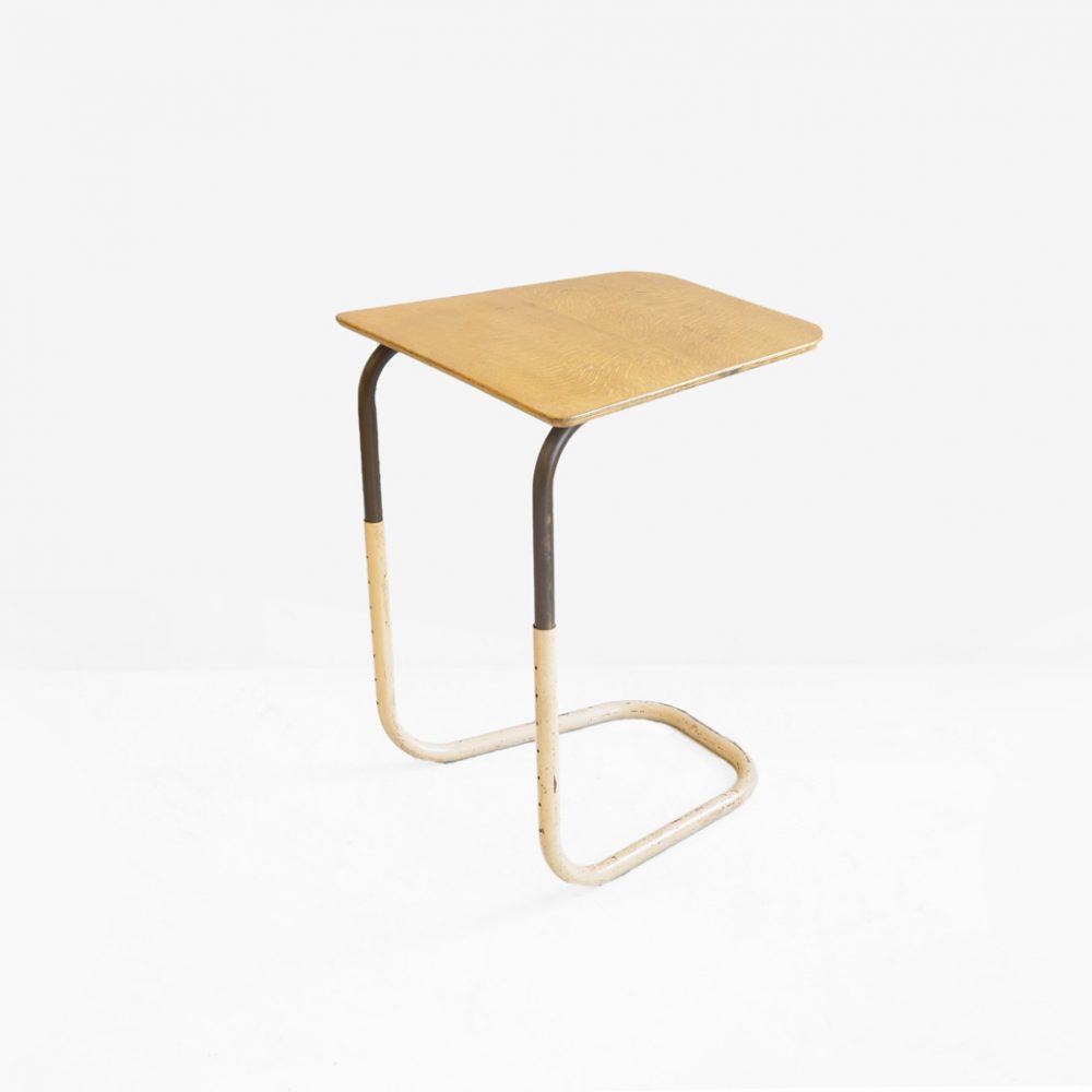 UK Vintage Staples Cantilever Table/イギリス ヴィンテージ アジャスタブル サイドテーブル