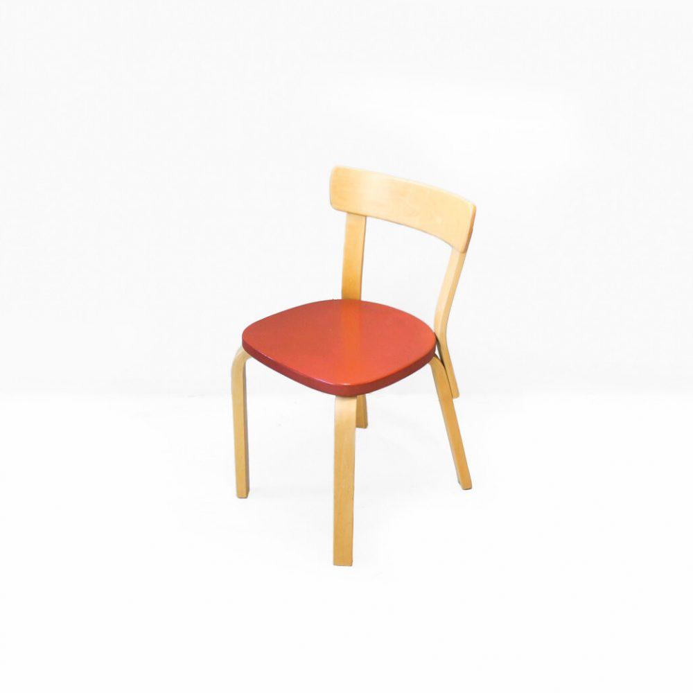 Vintage artek Chair69 Alvar Aalto design/ヴィンテージ チェア69 アルヴァ・アアルト デザイン