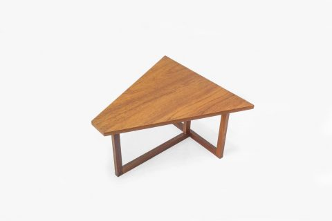 UK Vintage Teakwood Wedge Table / イギリス ヴィンテージ ウェッジテーブル