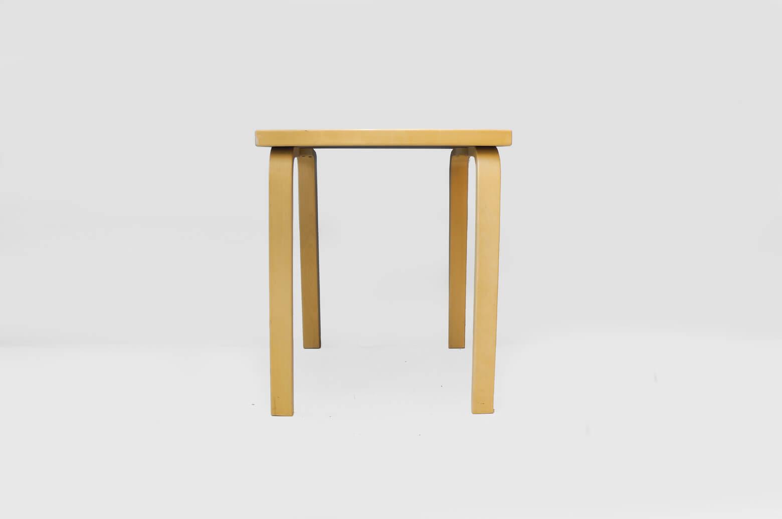 Vintage artek table 80C Alvar Aalto design/ヴィンテージ アルテック テーブル80C アルヴァ・アアルト デザイン 1
