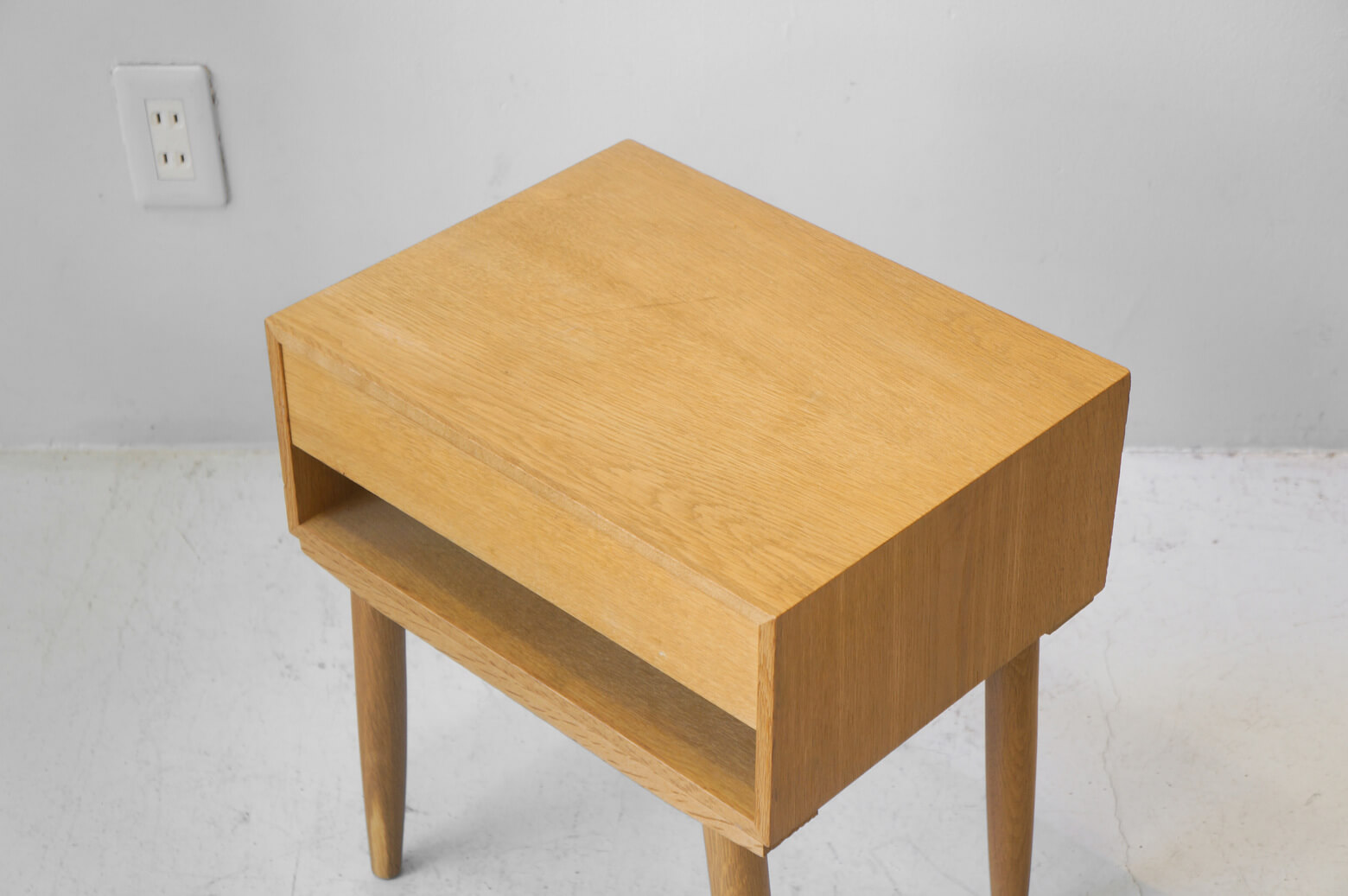 Scandinavian Vintage Bedside Chest/北欧ヴィンテージ ベッドサイド チェスト