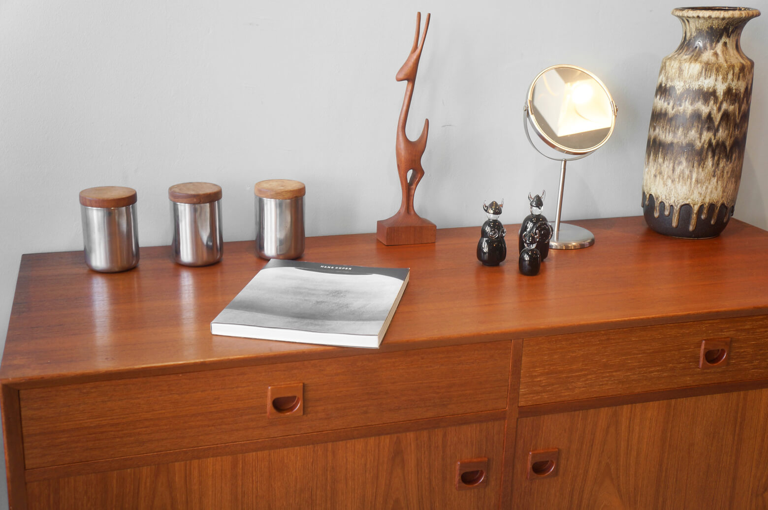 Danish Vintage Brouer Mobelfabrik Side Board/デンマーク ヴィンテージ サイドボード