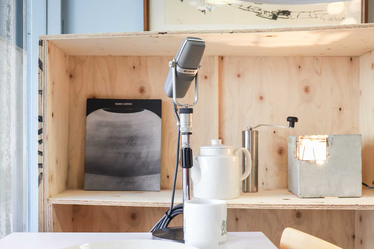 SONY Condenser Microphone C-38B/ソニー コンデンサー マイクロフォン