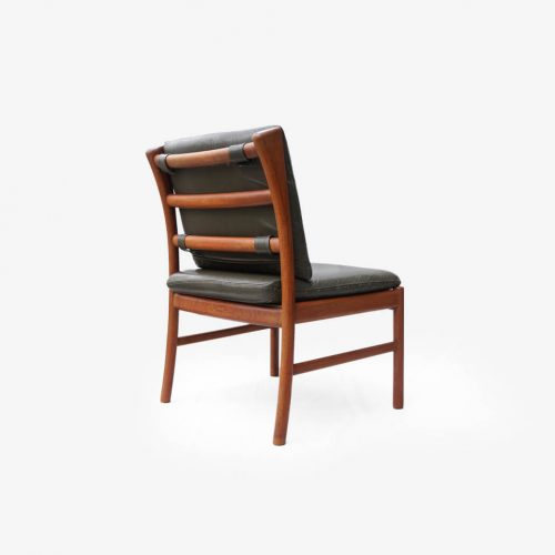 Vintage HITA CRAFTS Dining Chair Armless/ヴィンテージ 日田工芸 ダイニングチェア アームレス 2