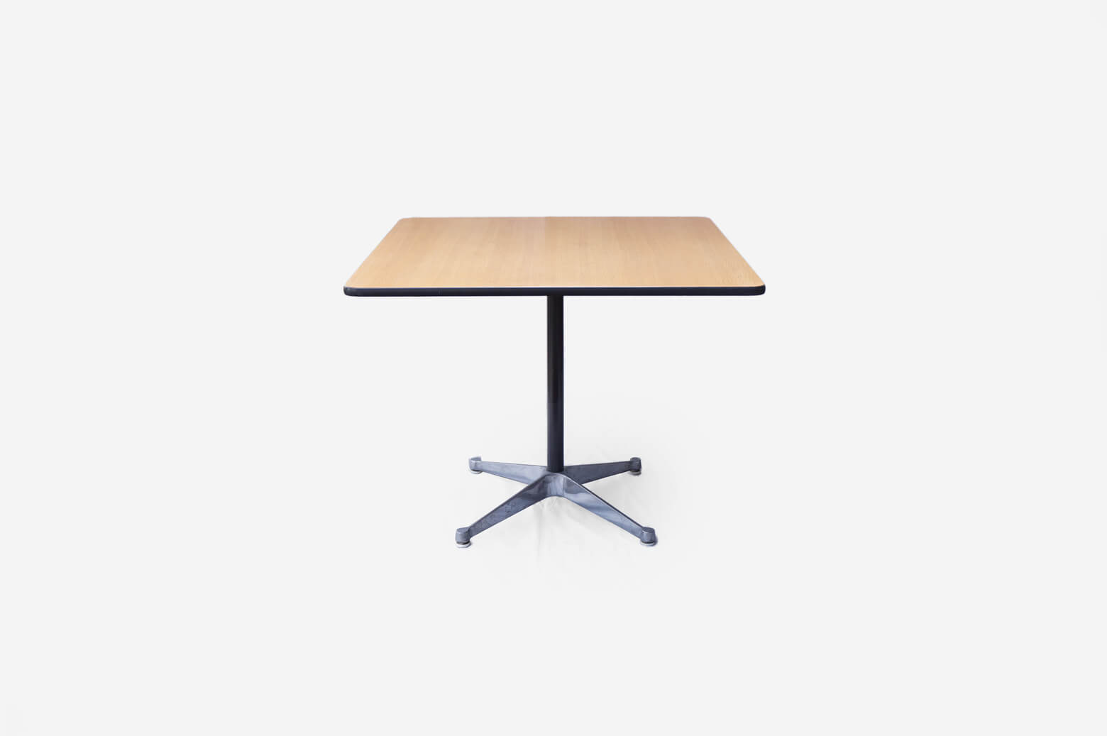Vintage Herman Miller Contract Base Square Table/ヴィンテージ ハーマンミラー コントラクトベース 正方テーブル