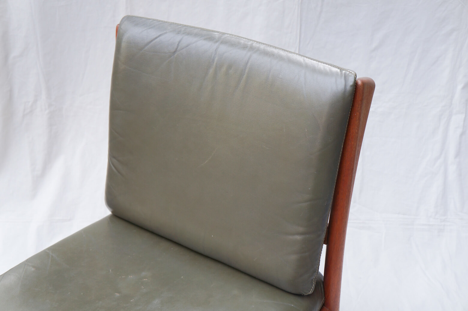 Vintage HITA CRAFTS Dining Chair Armless/ヴィンテージ 日田工芸 ダイニングチェア アームレス 1