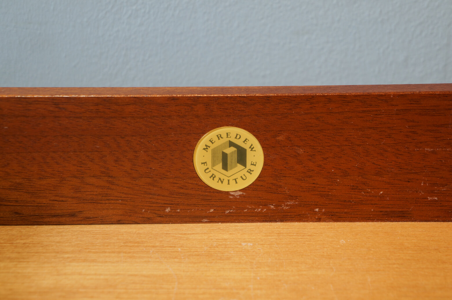 UK Vintage Meredew Oakwood Sideboard Chest/イギリス ヴィンテージ メレデュー サイドボード チェスト