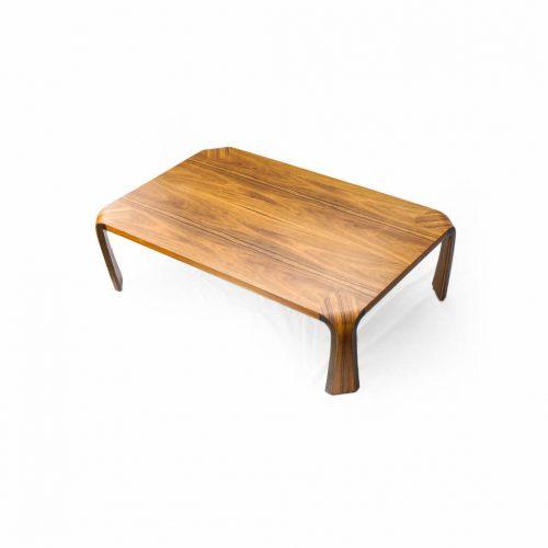 "Vintage Tendo Mokko ""Zataku"" Rosewood Low Table/天童木工 座卓 ローズウッド"