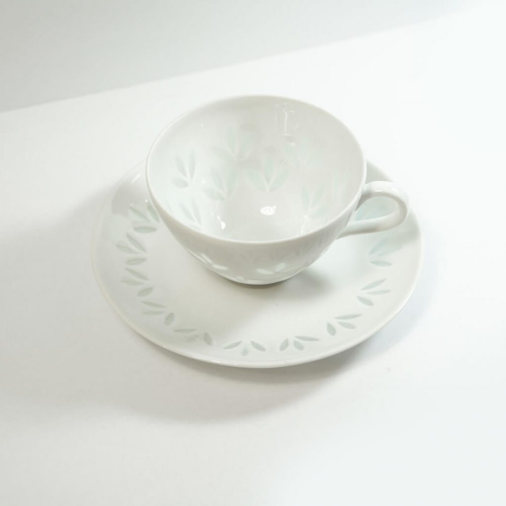 ARABIA Rice Demitasse Cup and Saucer/アラビア ライス デミタス カップ&ソーサー 2