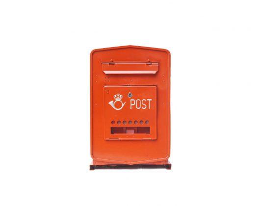 Norwegian Vintage Mailbox/ノルウェー ヴィンテージ ポスト