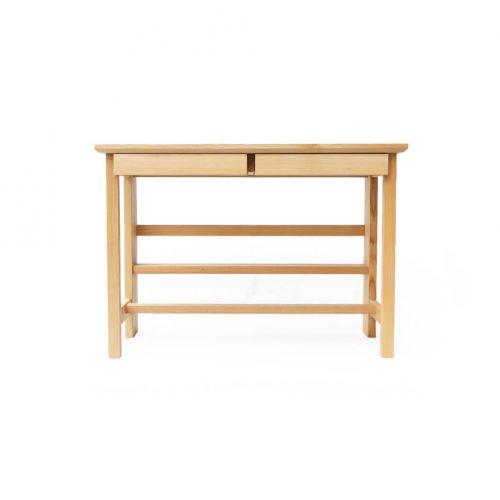 Tamo Wood Simple Desk/タモ材 デスク 学習机