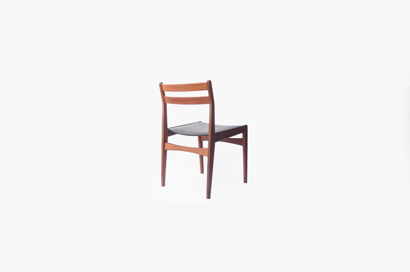Danish Vintage Frem Røjle Dining Chair designed by Poul M. Volther/デンマーク ヴィンテージ フレムロジェ ダイニングチェア ポール・M・ヴォルター 2