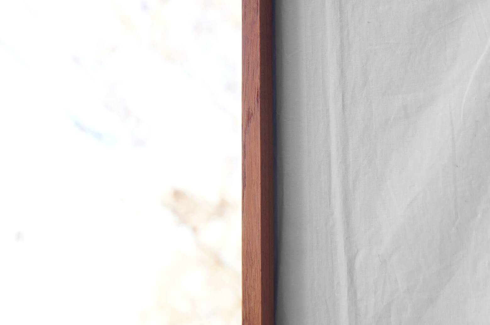 Finnish Vintage Kuvastin Spegel Wall Mirror/フィンランド ヴィンテージ ウォールミラー