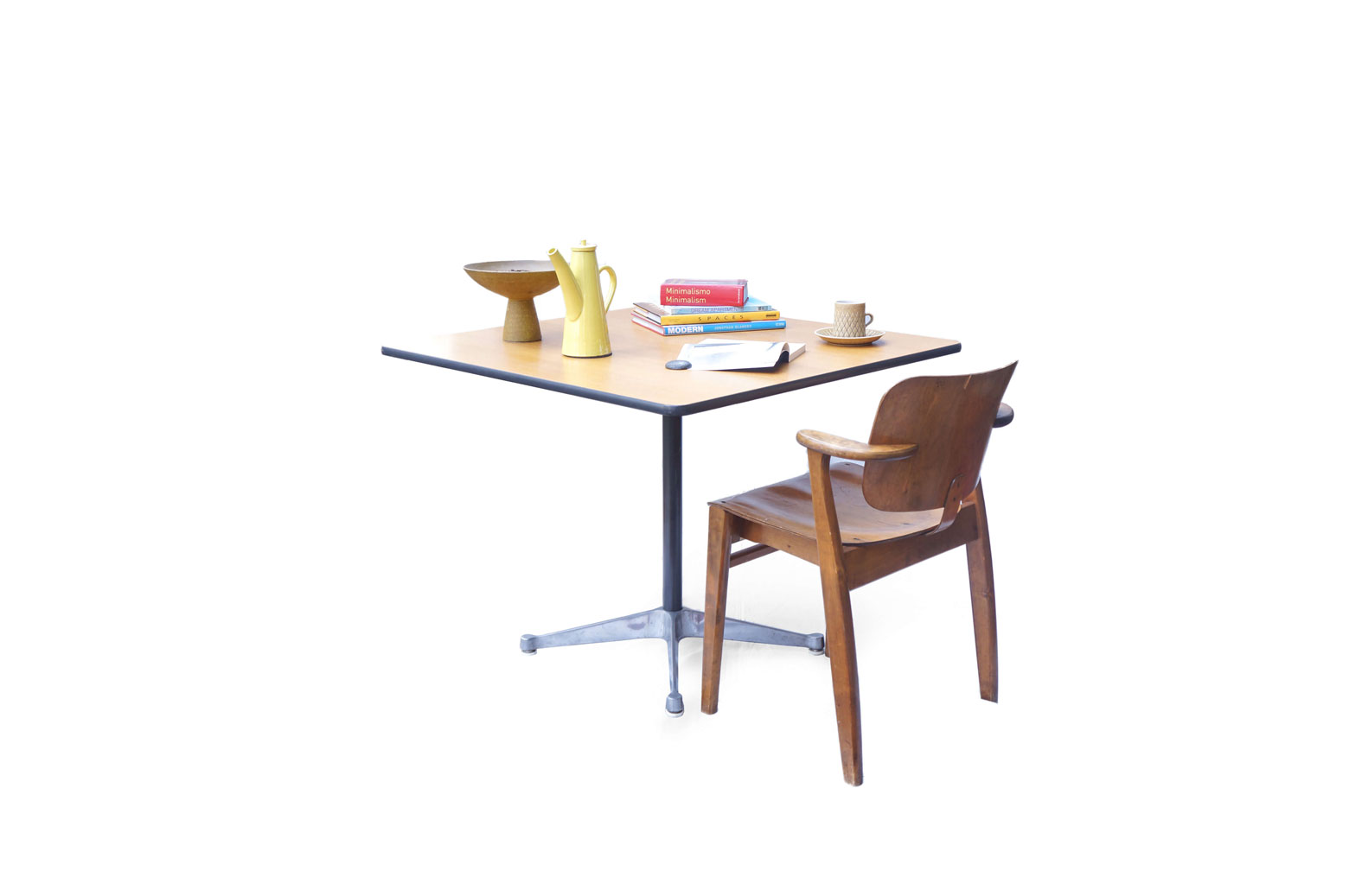 Herman Miller Contract Base Square Table