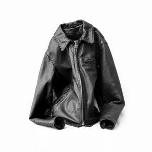 SCHOTT Single Riders Leather Jacket/ショット シングル ライダース レザー ジャケット