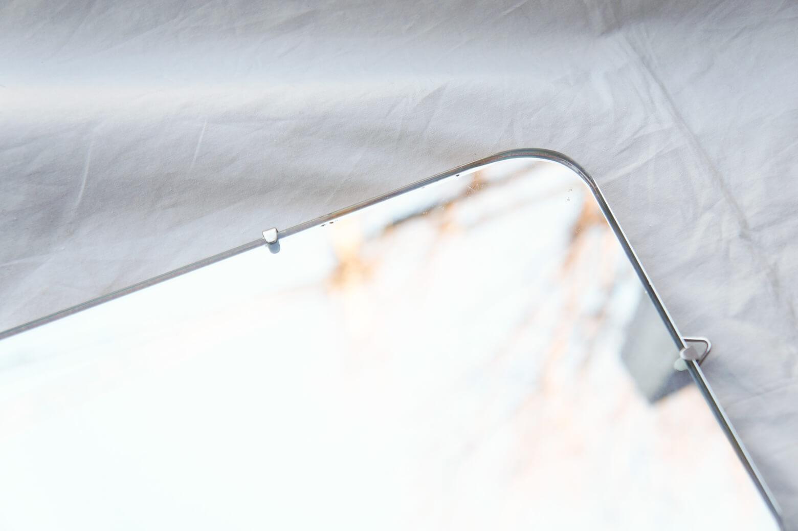 Meredew Wall Mirror/イギリス ヴィンテージ メレデュー リメイク ウォールミラー