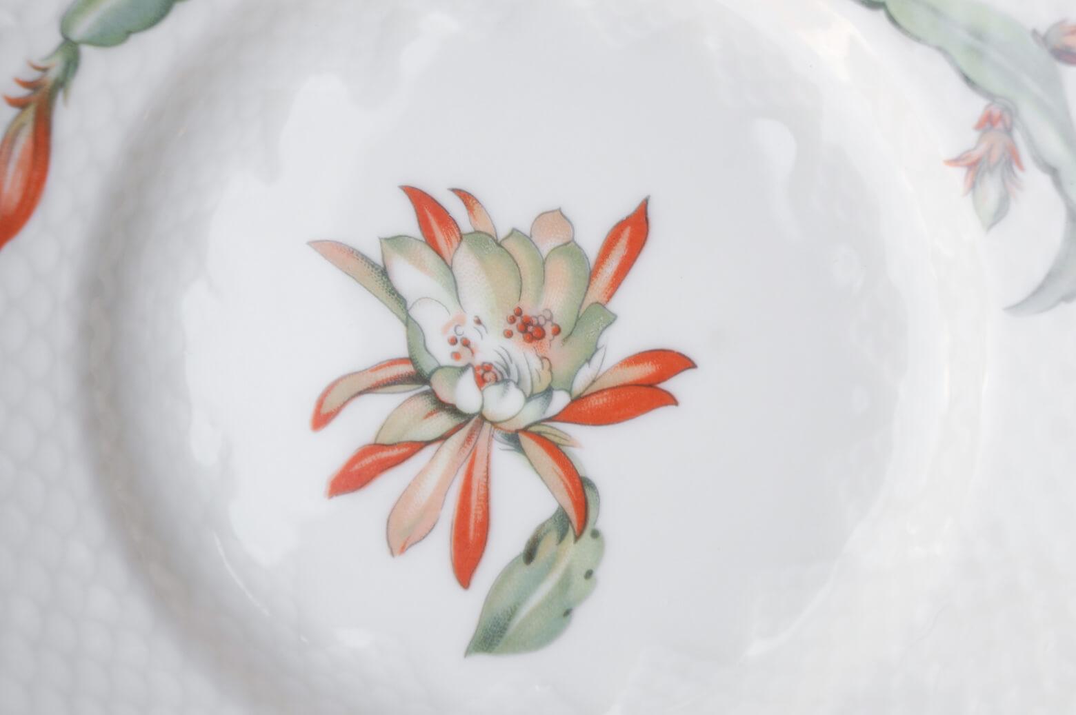 Bing&Grondahl Cactus/ビングオーグレンダール カクタス ケーキプレート 2