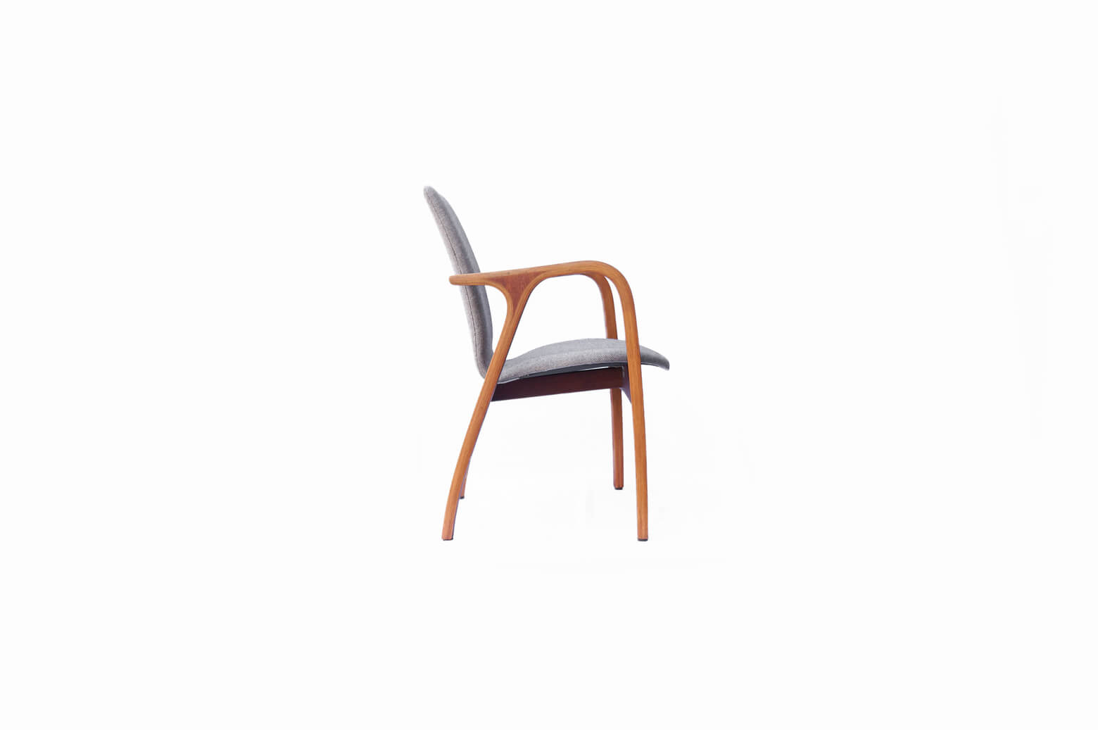 Tendo Antler Arm Chair/天童木工 アントラー アームチェア 坂倉準三建築研究所 チークフレーム プライウッド 廃盤