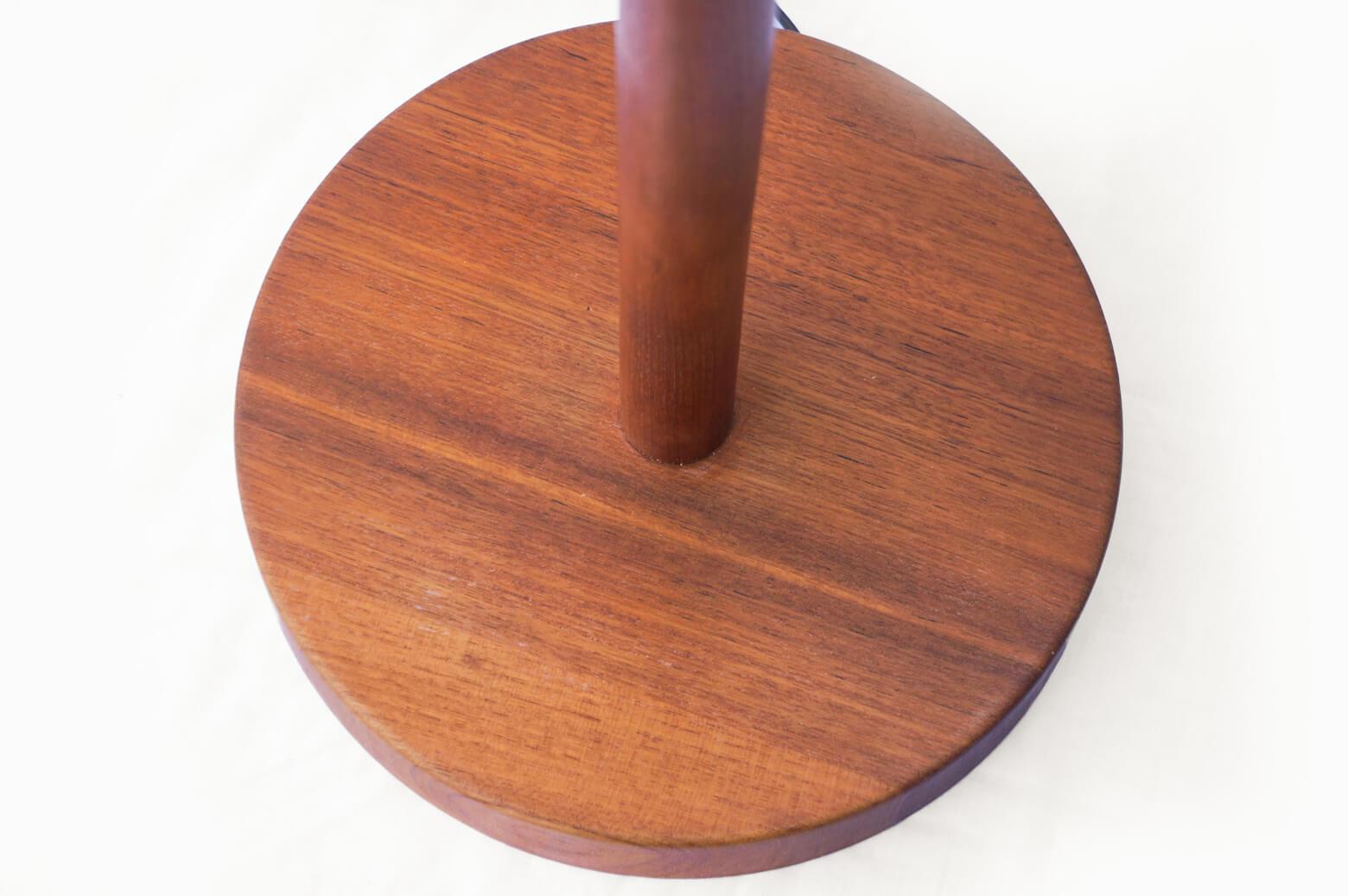 Teakwood Floor Lamp/チーク材 フロア ランプ スタンド
