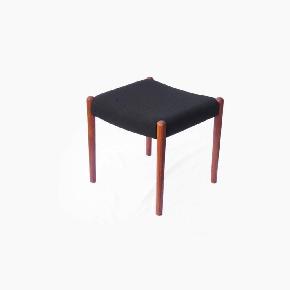 Aobayashi Seisakujo Stool/青林製作所 スツール チーク材 ジャパンヴィンテージ 北欧デザイン
