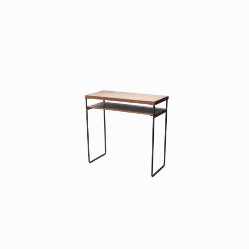 GALLUP Remake Desk/ギャラップ 鉄脚 古材 リメイク デスク サイドテーブル