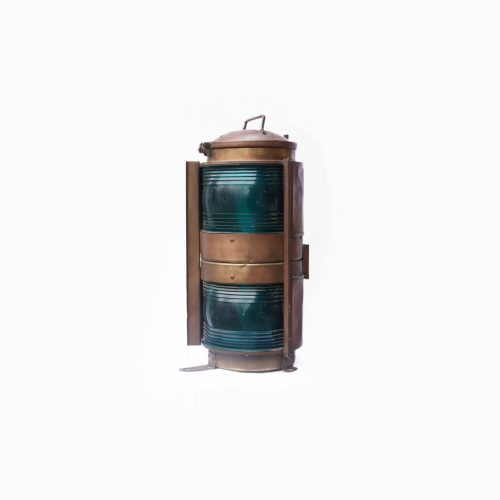 NISSEN Lantern Ship Lamp/日本船燈株式会社 甲種けん燈 船燈 船灯 ニッセン ランタン ヴィンテージ