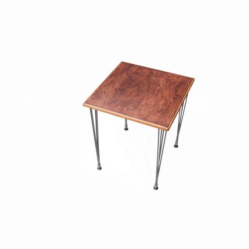 Antique Wood TableDesk /アンティーク ダイニング テーブル カフェ 古材 アイアン