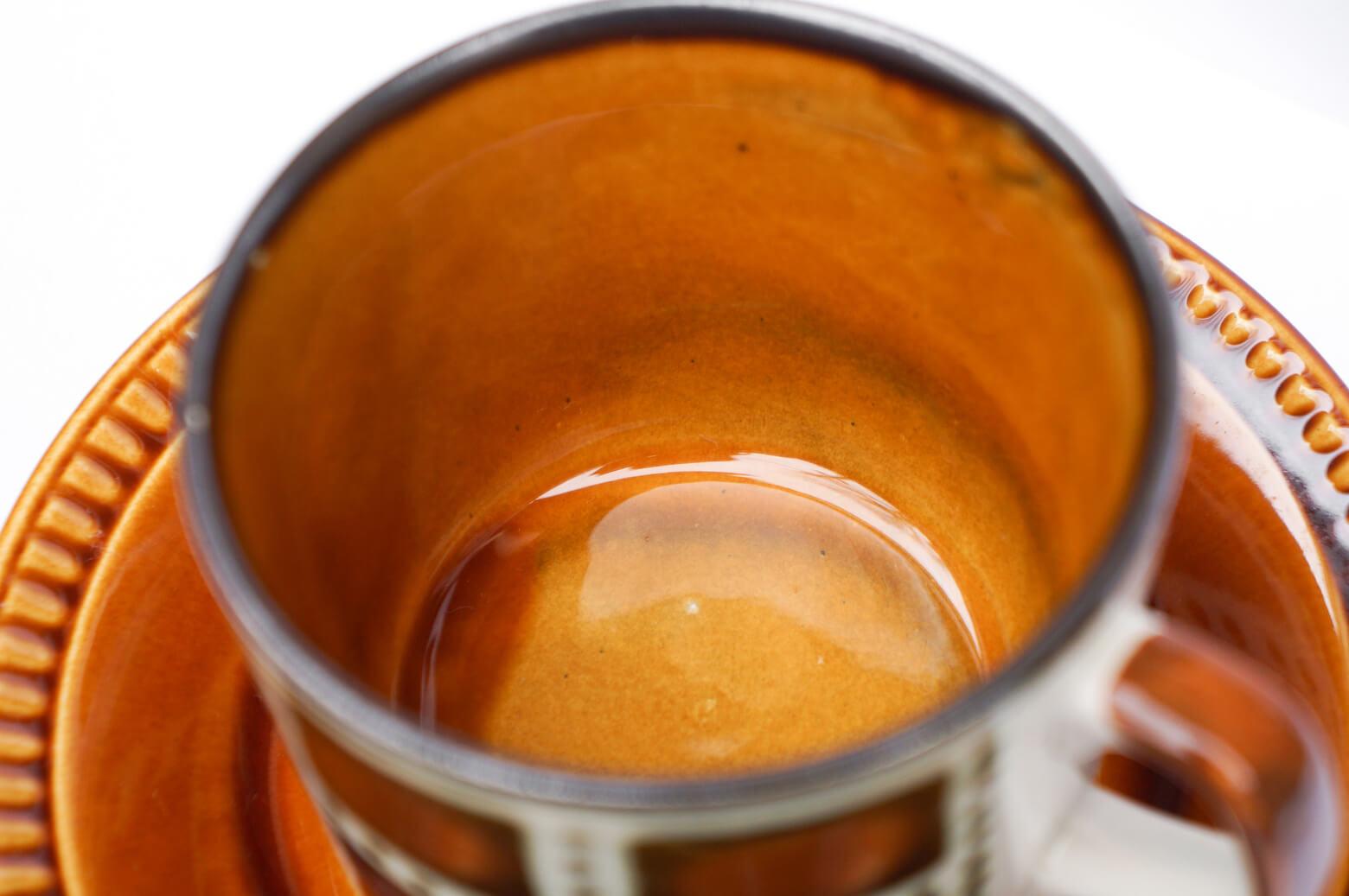 Boch Cup and Saucer Bernadette / ボッホ カップ アンド ソーサー ベルナデッタ ヴィンテージ 食器 ベルギー 雑貨 1