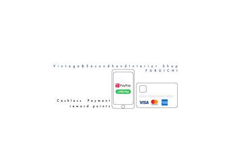 Cashless Payment/キャッシュレス・消費者還元事業・増税について
