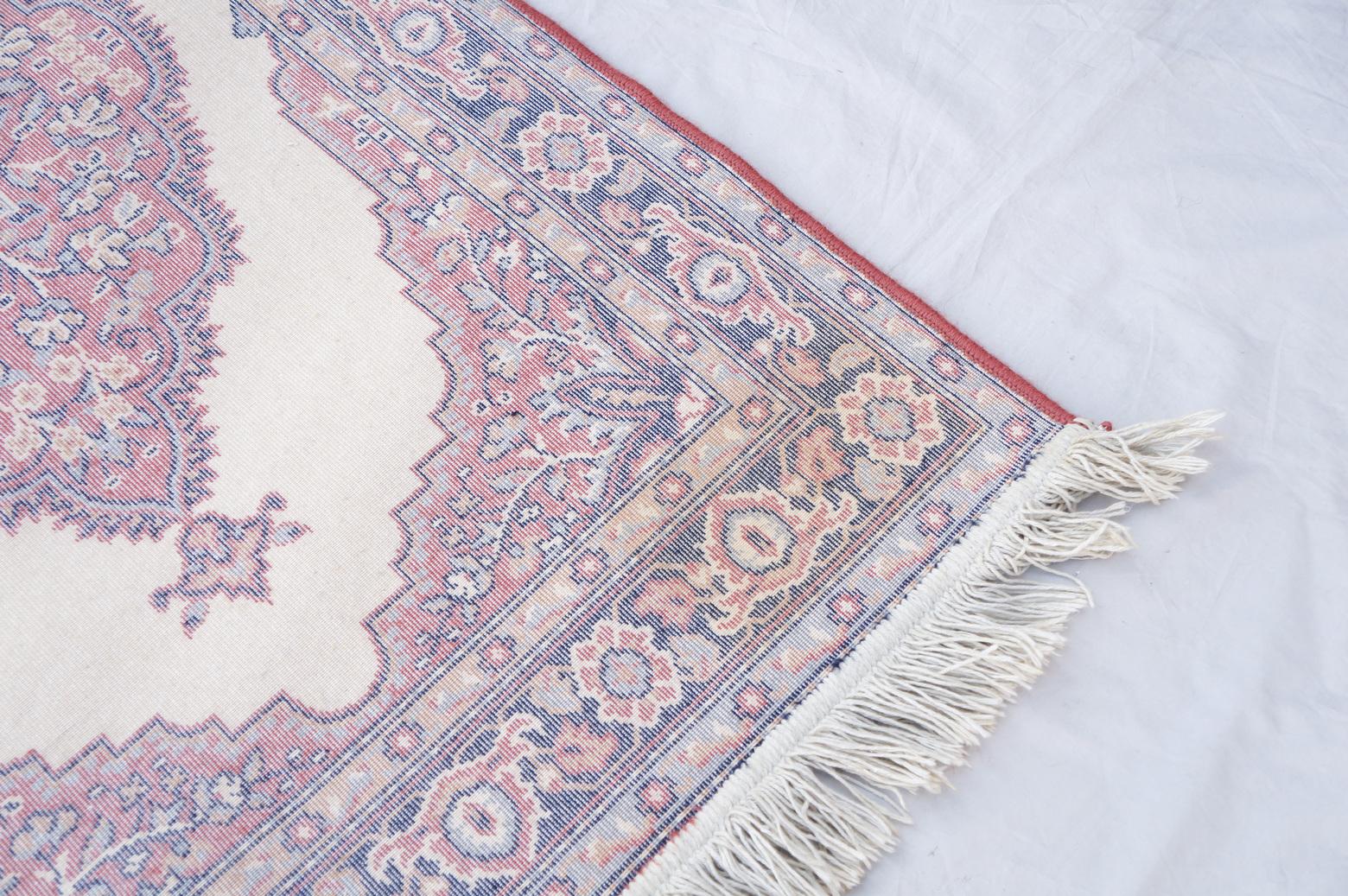 Persian Carpet Medallion/ペルシャ絨毯 メダリオン ラグ カーペット イラン ウール インテリア