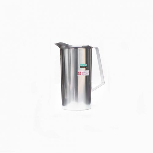 DKF LUNDTOFTE Stainless Pitcher made in Denmark