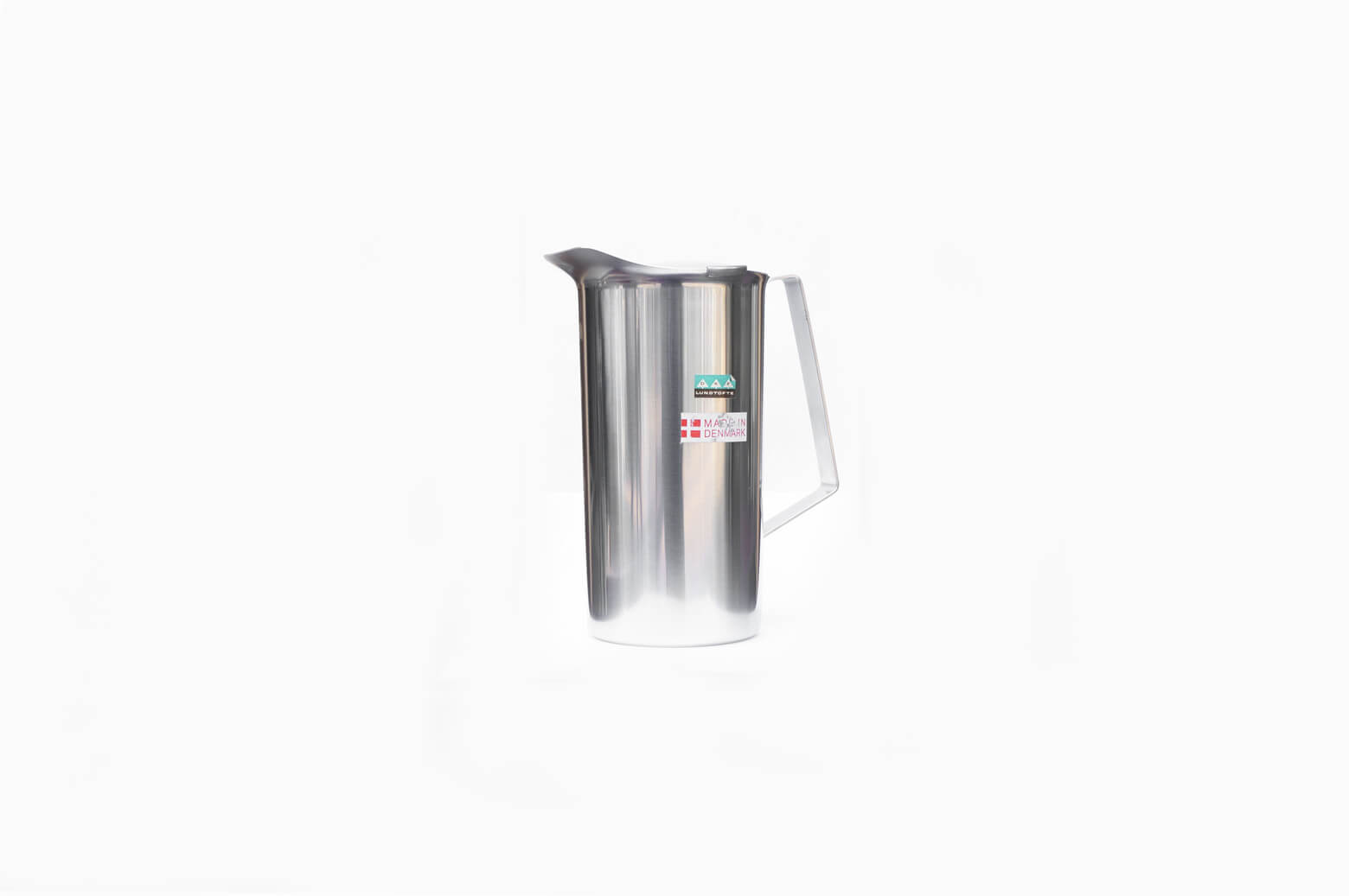 DKF LUNDTOFTE Stainless Pitcher made in Denmark/デンマーク製 ステンレス ピッチャー 北欧雑貨 ヴィンテージ