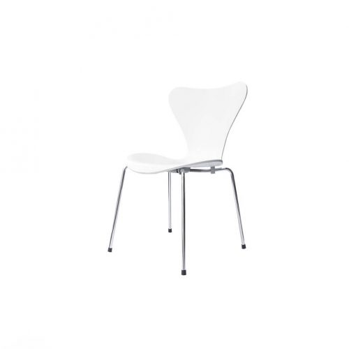 Fritz Hansen Series 7 Arne Jacobsen/フリッツハンセン セブンチェア ホワイト アルネ・ヤコブセン 北欧家具 デンマーク 椅子