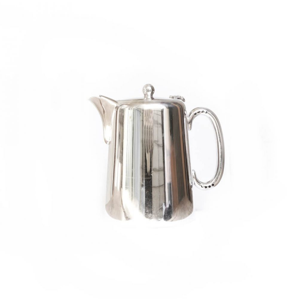 PLATO E.P.N.S. Silver Plated Tea Pot MADE IN ENGLAND/プラトン ティーポット シルバー プレート 銀メッキ イギリス イングランド 英国 ヴィンテージ