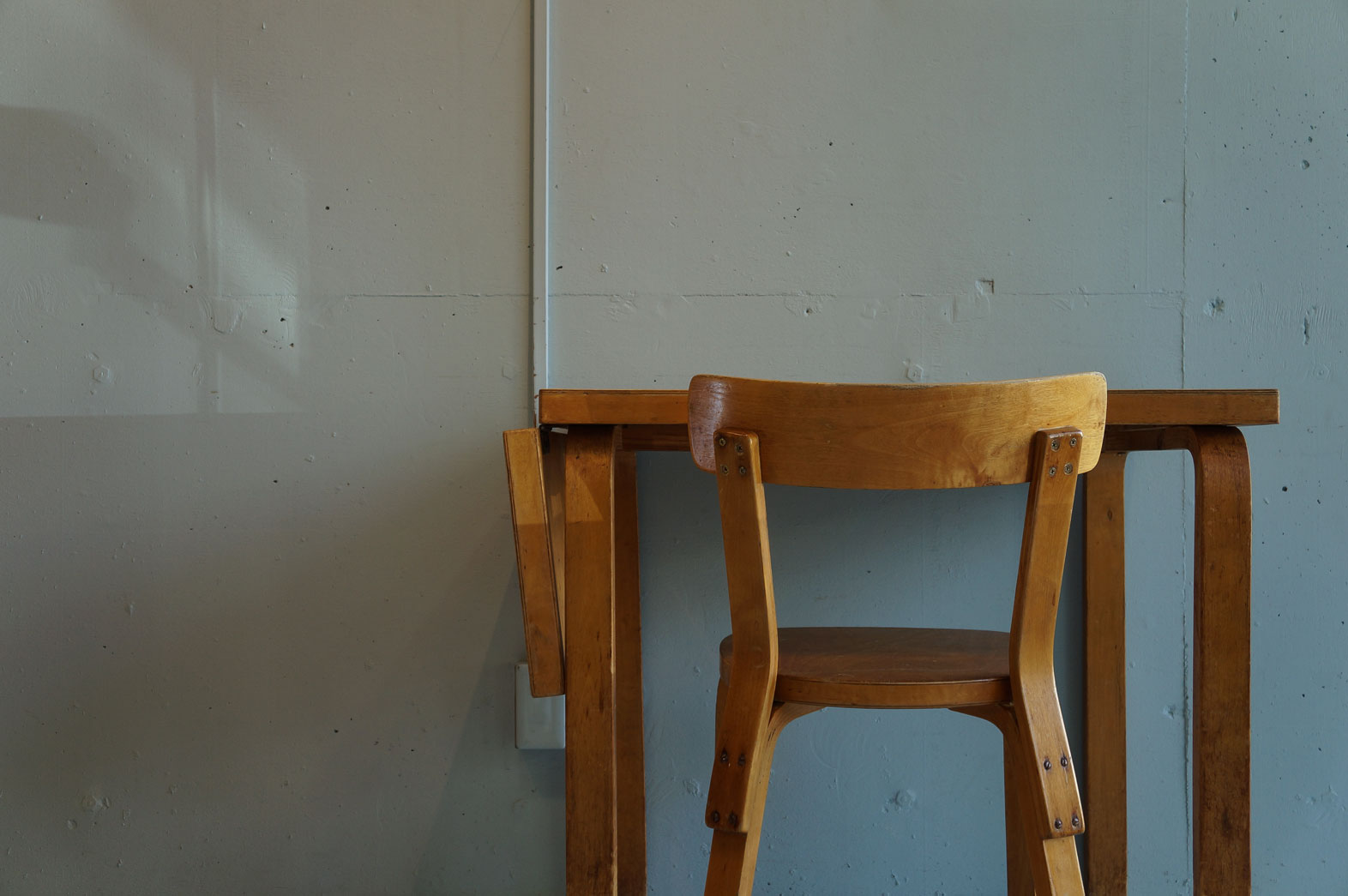 Vintage artek Alvar Aalto Extension Table