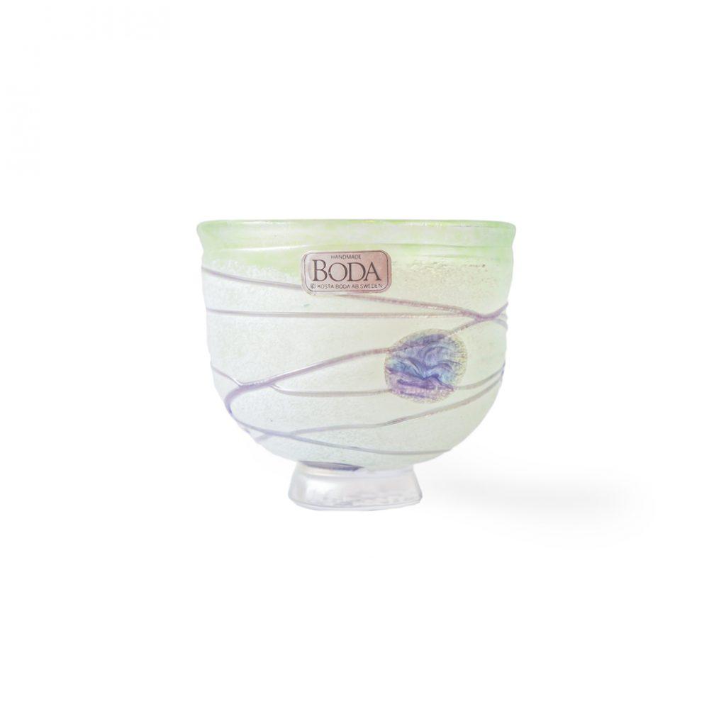 Kosta Boda Bertil Vallien Galaxy Miniature Bowl/バーティル・ヴァリーン コスタ ボダ ギャラクシー ミニチュア ボウル ガラス 北欧雑貨
